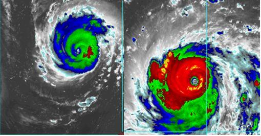 山竹持續增強 將成今年最強颱,0912吳德榮