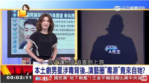 江俊翰拱出藥頭是網友無償提供,經紀人爆是不想讓警方追查到上游/翻攝自YT