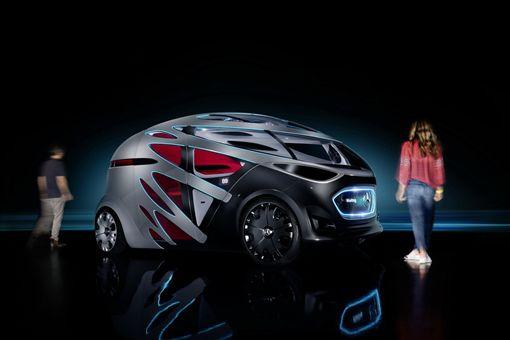 Vision URBANETIC概念車。(圖/翻攝Mercedes-Benz網站)