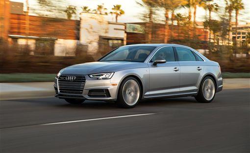 A4 Sedan。(圖/翻攝Audi網站)