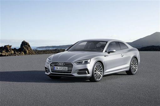 A5 Coupe。(圖/翻攝Audi網站)