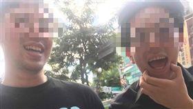 新北,板橋,府中商圈,性騷擾,爆料公社(圖/翻攝爆料公社)