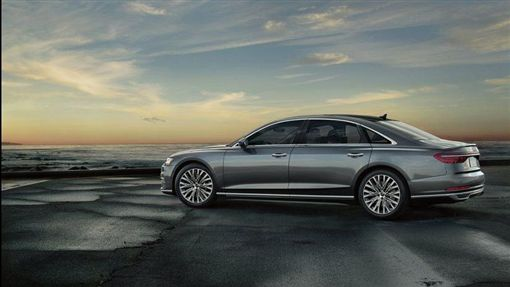 Audi A8(圖/Audi提供)