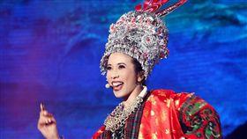 莫文蔚「絕色莫文蔚25週年世界巡迴演唱會」貴陽站 圖/索尼音樂提供