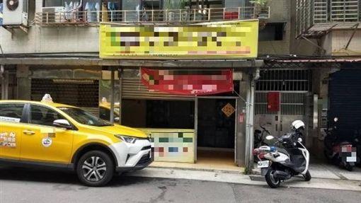 台北,南港,墜樓,債務糾紛(圖/翻攝畫面)