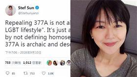 孫燕姿/推特