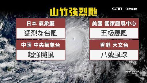 「今年最強颱」山竹 台灣恐現10級陣風