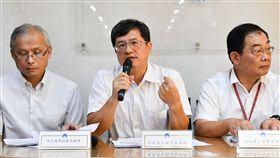 內政部12日解析實價登錄記者會。(圖/內政部提供)