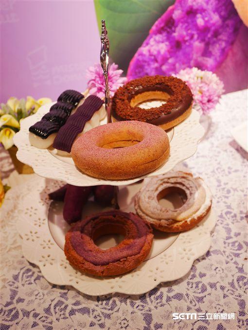 甜甜圈。(圖/記者馮珮汶攝)