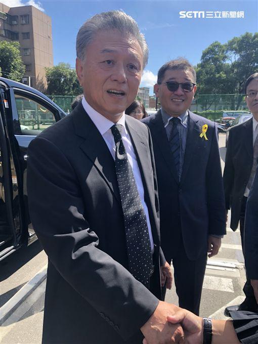 前民視副董陳剛信與呂燁濱有30年的革命情感。(圖/民視提供)