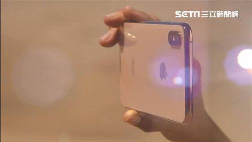 蘋果,iPhone,愛瘋,iPhone XS,iPhone XS Max翻攝官網、直播影片
