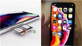 蘋果,iPhone,愛瘋(合成圖/資料照、翻攝自中國電信)
