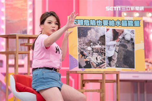 小甜甜、施達伶上《女人我最大》圖/TVBS提供