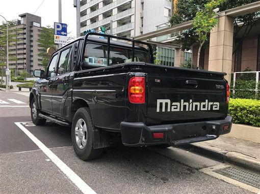 Mahindra Scorpio(圖/翻攝網路)