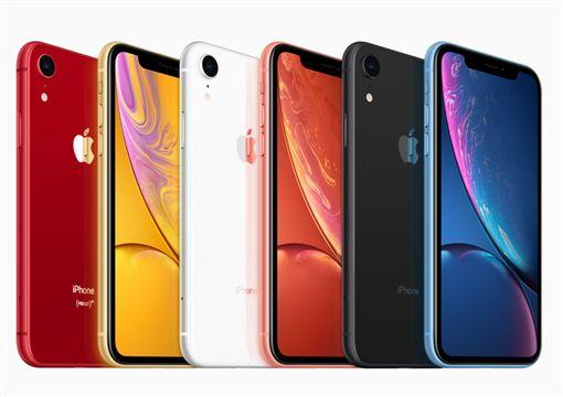 iPhone XR圖/翻攝自蘋果官網