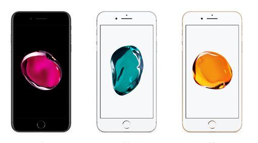 iPhone 7 plus 圖/翻攝自蘋果官網