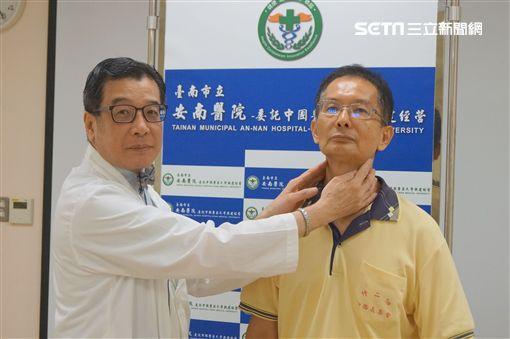 安南醫院,梁永昌,放射治療,腫瘤,口腔癌