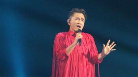 吳宗憲一連兩日在小巨蛋舉辦演唱會。(記者邱榮吉/攝影)