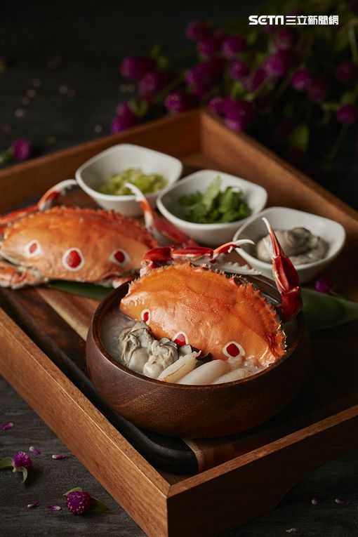 礁溪寒沐,MU TABLE自助餐廳,六福客棧,金鳳廳,秋蟹