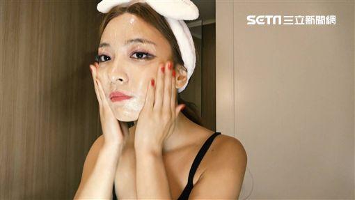 南韓女子團體f(x)主唱LUNA素顏