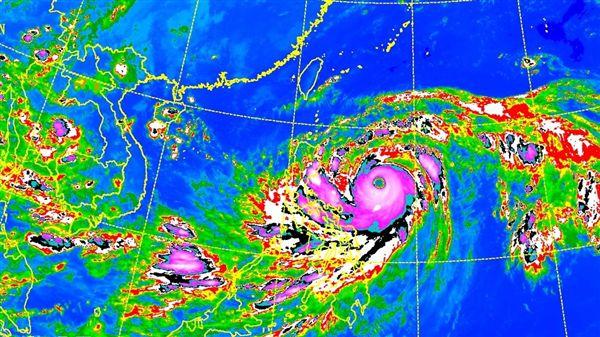 0914山竹颱風_氣象局