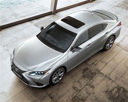 Lexus ES(圖/車訊網)