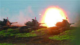 澎湖防區火砲演訓 驗證火力效能與防禦機制