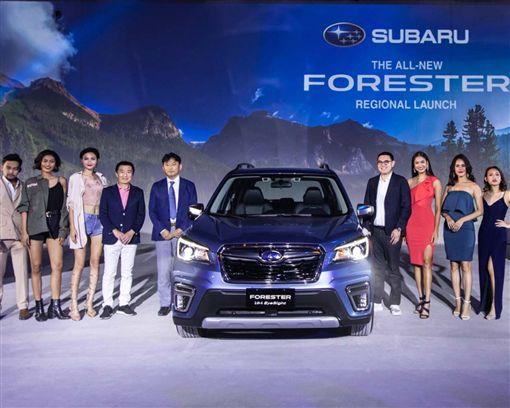 Subaru Forester(圖/翻攝網路)