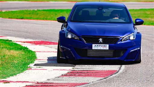 Peugeot 308 GTI改裝(圖/車訊網)