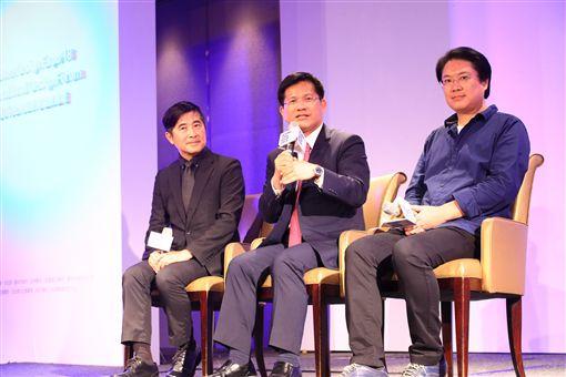 台灣設計展國際論壇 林佳龍:把設計導入市政
