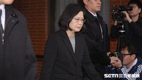 總統蔡英文出席辜成允紀念音樂會 圖/記者林敬旻攝