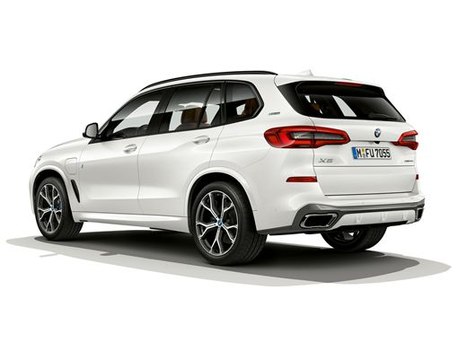 BMW xDrive45e iPerformance(圖/翻攝網路)