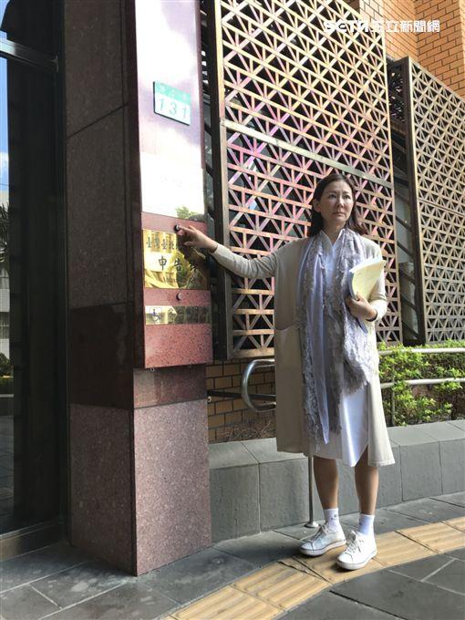 名媛,厲馥華,台北地檢署,萬海,陳清治,背信罪。潘千詩攝影