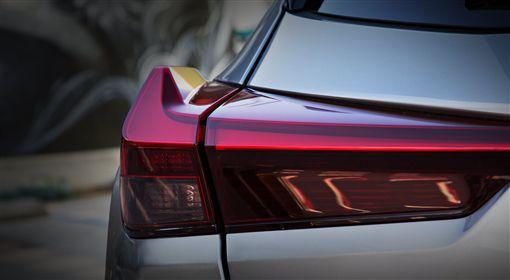 Lexus UX(圖/翻攝網站)