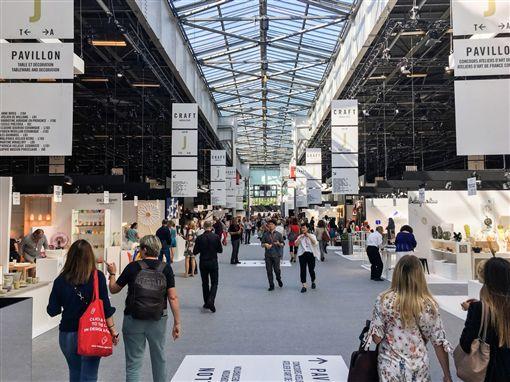 法國巴黎國際家飾用品展,金屬工藝—以覺學、手工眼鏡—CLASSICO、手工皮革—greenroom、皮件家飾—Stagbeetle