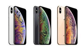 iPhone XS 3款顏色 圖/翻攝自蘋果官網