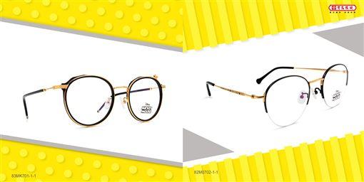 米奇控不能不搶!90周年限量紀念眼鏡 LOVE萌力來襲
