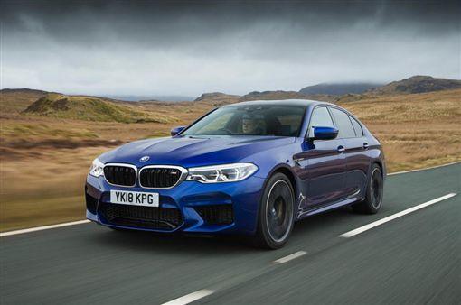BMW M5(圖/翻攝網路)