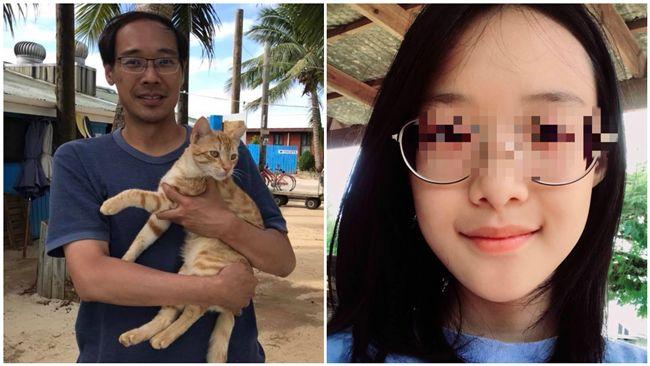 楊偉中愛女換臉書頭貼 一抹微笑令人不捨!憶父:好想爸爸