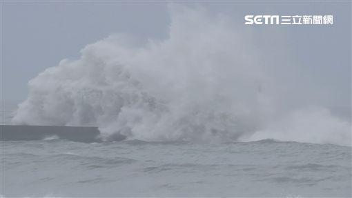 山竹,颱風,巨浪