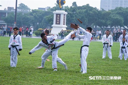 陸戰隊成軍71周年暨鴻運作戰勝利60周年 李喜明感念無私犧牲奉獻 軍聞社提供