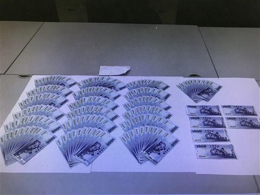 台北,景美,詐欺,提款,車手。翻攝畫面