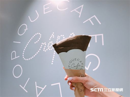 gelato pique café,可麗餅。