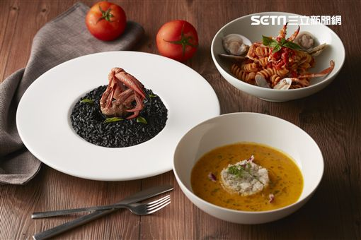 大溪威斯汀儷軒中餐廳,螃蟹,寒舍艾麗酒店La Farfalla義式餐廳,La Farfalla義式餐廳,儷軒中餐廳