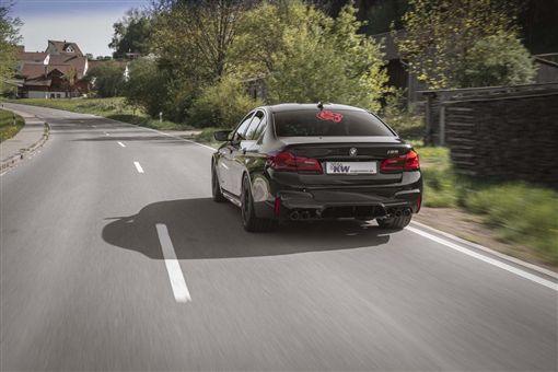 BMW M5(圖/車訊網)