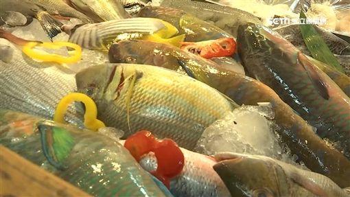 獨/山竹掀8米浪難出港 後壁湖「現撈魚」短缺