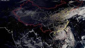 核彈,大陸,人工,氣象局,影響,天氣,山竹,造雨,消雲,乾旱,香港,澳門 圖/翻攝自微博