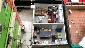 香港,葵涌大廈,模型屋,山竹,LIHKG討論區 圖/翻攝自臉書LIHKG討論區