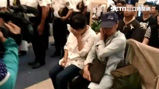 宜蘭救人英雄吳東樺告別式,出殯