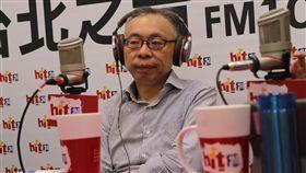 師大政研所教授范世平 圖/Hit Fm《蔻蔻早餐》製作單位提供